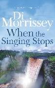 Cover-Bild zu When the Singing Stops von Morrissey, Di