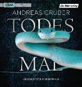 Cover-Bild zu Todesmal von Gruber, Andreas