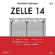 Cover-Bild zu Zelle 14 (Audio Download) von Salomon, Bernhard
