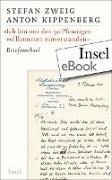 Cover-Bild zu »Ich bin mit den 50 Pfennigen vollkommen einverstanden« (eBook) von Kippenberg, Anton
