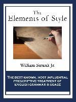 Cover-Bild zu The Elements of Style (eBook) von Strunk, William