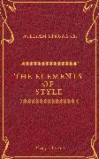 Cover-Bild zu The Elements of Style ( Olymp Classics ) (eBook) von Jr., William Strunk