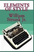 Cover-Bild zu Elements of Style (eBook) von Strunk, William