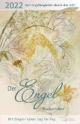 Cover-Bild zu Der Engel-Kalender 2022 von Wülfing, Sulamith (Künstler)
