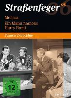 Cover-Bild zu Straßenfeger 06 - Melissa / Ein Mann namens Harry Brent von Barde, Marianne de