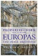 Cover-Bild zu Prophezeiungen zur Zukunft Europas und reale Ereignisse von Berndt, Stephan