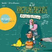 Cover-Bild zu Die Kakerlakenbande - Applaus für die Laus (Ungekürzte Lesung) (Audio Download) von Tielmann, Christian