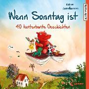 Cover-Bild zu Wenn Sonntag ist (Audio Download) von Wegmann, Ute