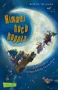 Cover-Bild zu Himmelhochhoppla (eBook) von Tielmann, Christian