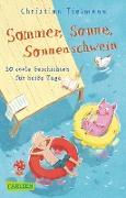 Cover-Bild zu Sommer, Sonne, Sonnenschwein (eBook) von Tielmann, Christian