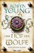 Cover-Bild zu Der Hof der Wölfe von Young, Robyn
