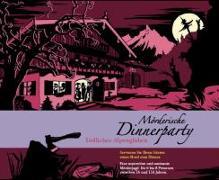 Cover-Bild zu Mörderische Dinnerparty 06. Tödliches Alpenglühen von Fux, Christiane