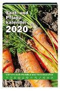 Cover-Bild zu Saat- und Pflanzkalender 2020 von Steiner, Yvonne