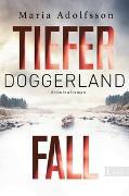 Cover-Bild zu Doggerland. Tiefer Fall von Adolfsson, Maria