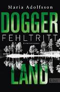 Cover-Bild zu Doggerland. Fehltritt von Adolfsson, Maria