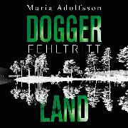 Cover-Bild zu Doggerland. Fehltritt (Audio Download) von Adolfsson, Maria