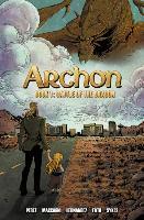 Cover-Bild zu Archon Book 1: Battle of the Dragon von John J. Perez