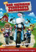 Cover-Bild zu Der tierisch verrückte Bauernhof von Oedekerk, Steve