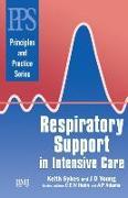 Cover-Bild zu Respiratory Support in Intensive Care 2e von Sykes