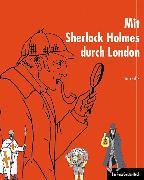Cover-Bild zu Mit Sherlock Holmes durch London (eBook) von Sykes, John