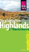 Cover-Bild zu Reise Know-How Wanderführer Die schottischen Highlands - 31 Wandertouren - von Sykes, John