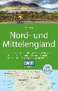 Cover-Bild zu DuMont Reise-Handbuch Reiseführer Nord-und Mittelengland (eBook) von Sykes, John