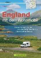 Cover-Bild zu England mit dem Wohnmobil von Moll, Michael