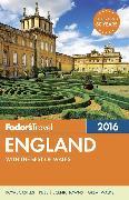 Cover-Bild zu Fodor's England 2016 von Guides, Fodor's Travel