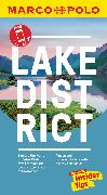 Cover-Bild zu Lake District Marco Polo Pocket Travel Guide 2019 - with pull out map