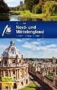 Cover-Bild zu Nord- und Mittelengland Reiseführer Michael Müller Verlag von Martin, Dorothea