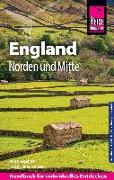 Cover-Bild zu Reise Know-How Reiseführer England - Norden und Mitte von Regeniter, Anna
