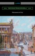Cover-Bild zu Discourses on Livy (Translated by Ninian Hill Thomson) (eBook) von Machiavelli, Niccolo