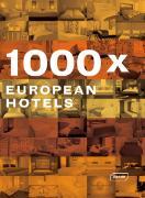 Cover-Bild zu 1000x European Hotels