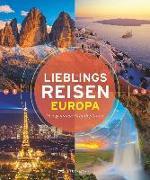 Cover-Bild zu Lieblingsreisen Europa von Aubel, Henning