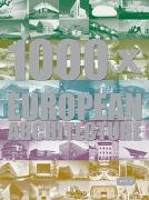 Cover-Bild zu 1000 x European Architecture