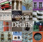 Cover-Bild zu European Architecture in Details