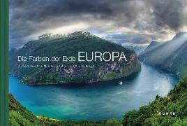 Cover-Bild zu Die Farben der Erde EUROPA