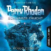 Cover-Bild zu Schwarze Frucht, Dunkelwelten - Perry Rhodan 2 (Ungekürzt) (Audio Download) von Corvus, Robert