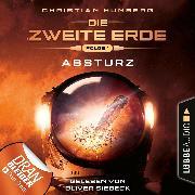 Cover-Bild zu Absturz - Mission Genesis - Die zweite Erde, Folge 1 (Ungekürzt) (Audio Download) von Humberg, Christian
