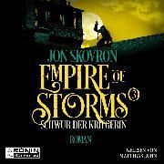 Cover-Bild zu Schwur der Kriegerin - Empire of Storms, (ungekürzt) (Audio Download) von Skovron, Jon