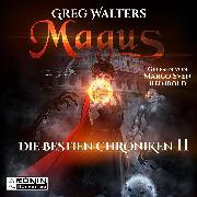 Cover-Bild zu Magus - Die Bestien Chroniken, (ungekürzt) (Audio Download) von Walters, Greg