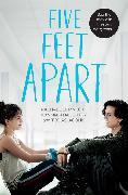 Cover-Bild zu Five Feet Apart von Lippincott, Rachael