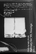 Cover-Bild zu Delivery for Mr. Assange (eBook) von Ryser, Daniel