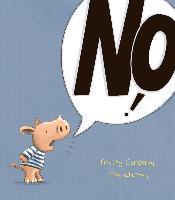 Cover-Bild zu No! (eBook) von Corderoy, Tracey