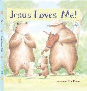Cover-Bild zu Jesus Loves Me! von Warnes, Tim (Illustr.)