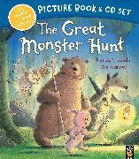 Cover-Bild zu The Great Monster Hunt Book & CD von Landa, Norbert