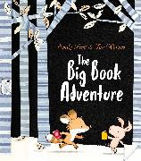 Cover-Bild zu The Big Book Adventure von Ford, Emily