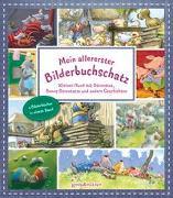 Cover-Bild zu Mein allererster Bilderbuchschatz: Kleiner Hund mit Bärenmut, Benny Bärentatze und andere Geschichten von Birck, Bengt