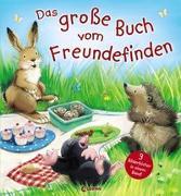Cover-Bild zu Das große Buch vom Freundefinden von Chapman, Jane (Illustr.)