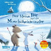 Cover-Bild zu Maxi Pixi 272: VE 5 Der kleine Bär und das Mondscheinwunder (5 Exemplare) von Chapman, Linda